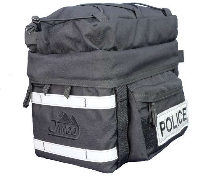 Police Rack Pack Detail View