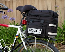 Police Rear Rack Pack II