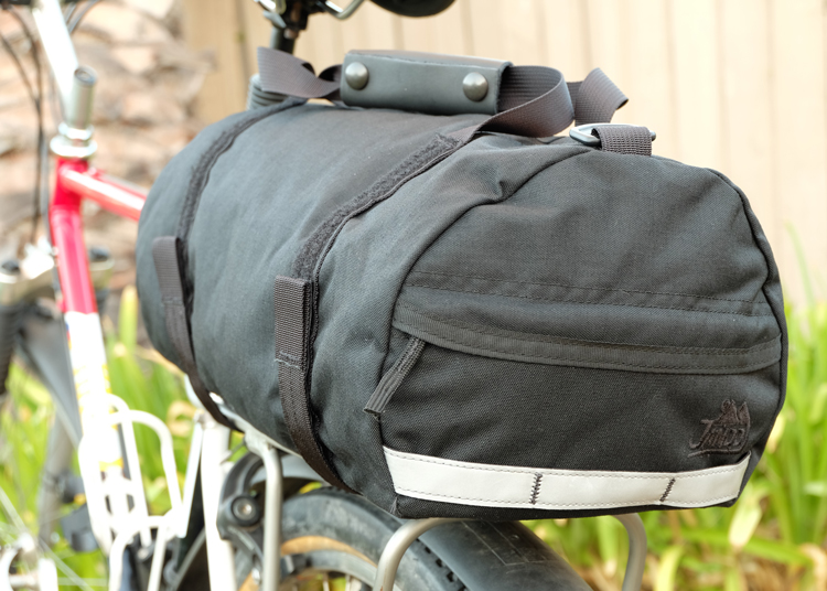 Duffle Rack Pack Rear View