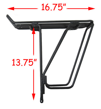 Expedition Rear Rack