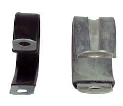 Stainless Steel Coated Clamp - Old Style (ea)