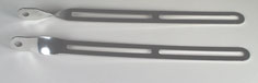 Rack Extender Stainless 8 or 12 or 16 inch (Pair)