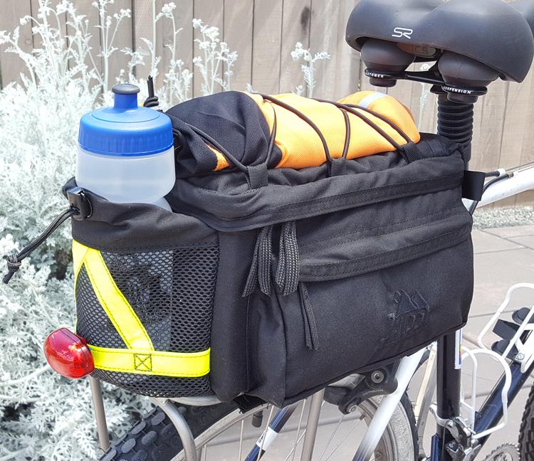 Rear Rack Pack E Bike Or Guide