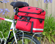 Rear Rack Pack II