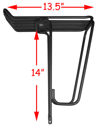 Bicycle Rack Measurements