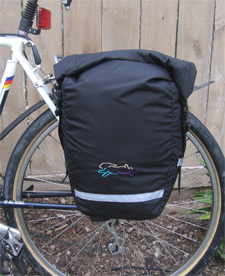 Wet Rabbit Waterproof Pannier -2nds