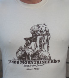 T Shirt Dogs Logo