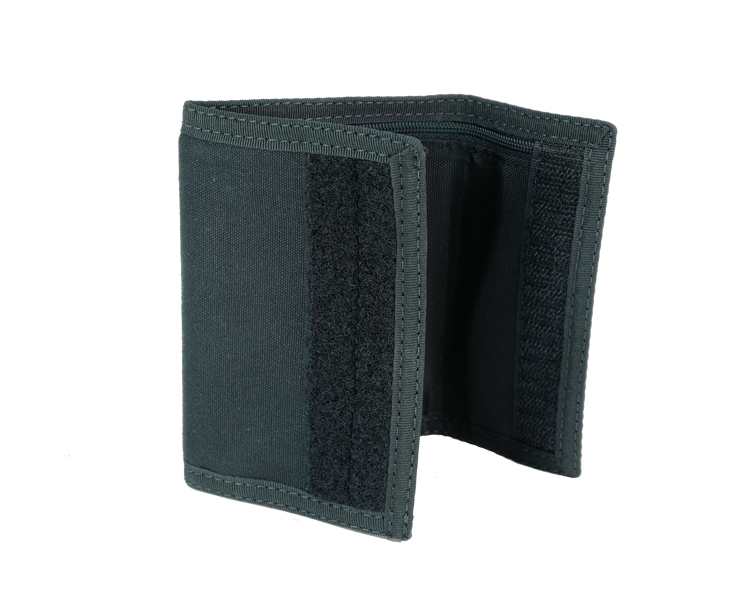 Bifold Wallet Closure