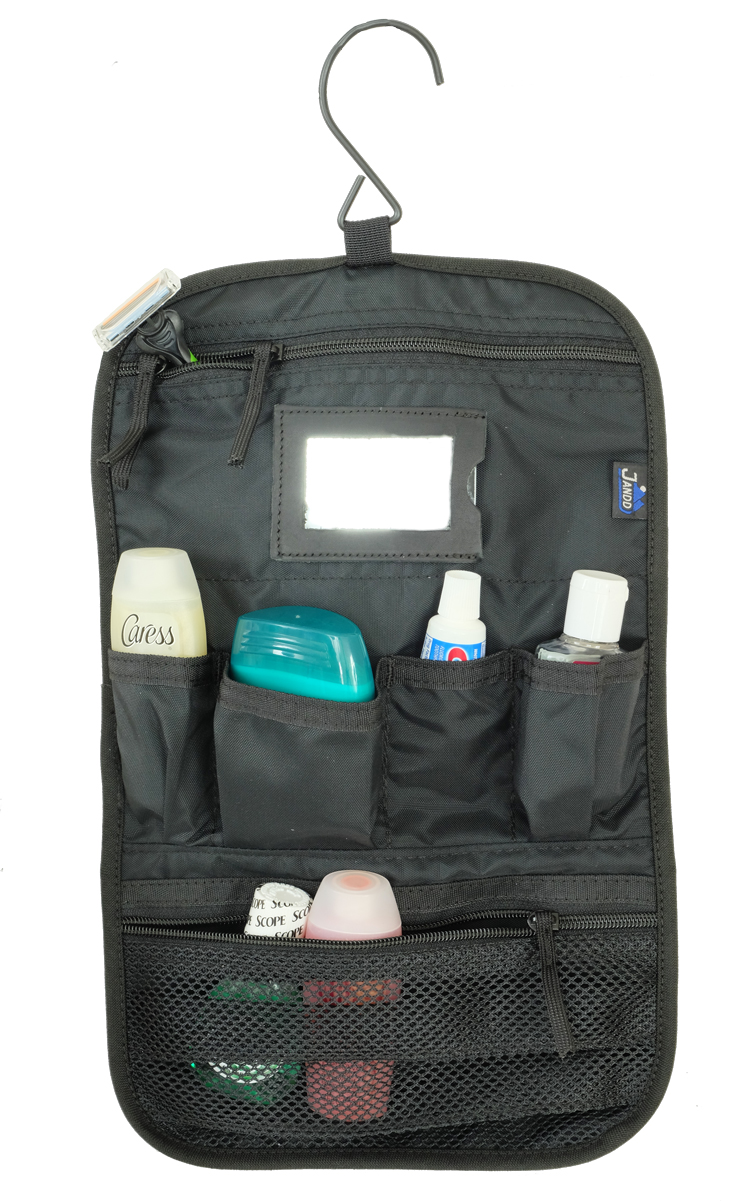 Small Travel Toiletry Bag