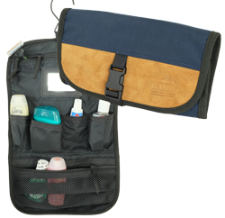 Folding Toiletry Bag