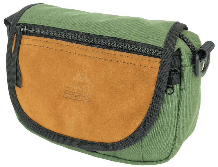 Travel Satchel Avocado