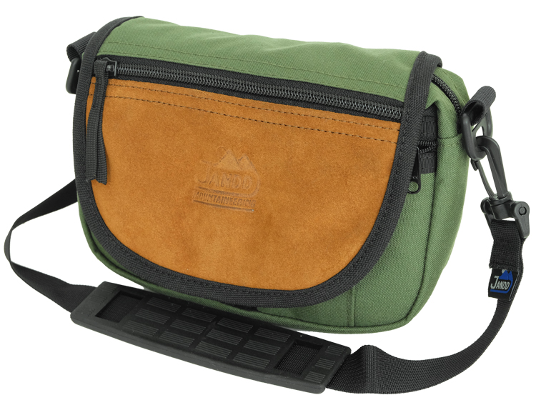 Travel Pouch Shoulder System
