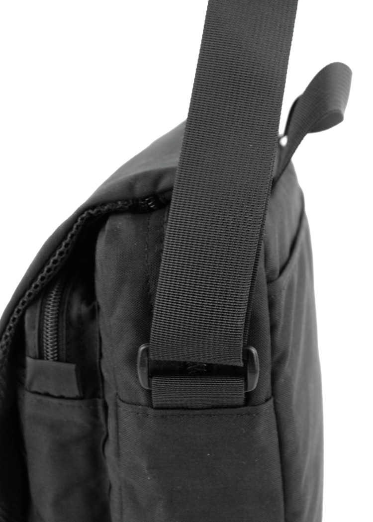 Side View and Shoulder strap