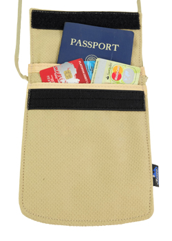Under-Clothing Passport Cover