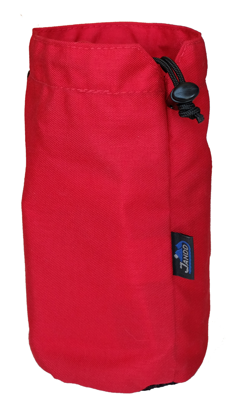 Bottle Bag Bag Red