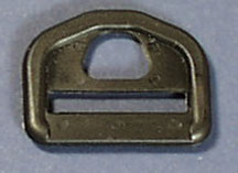 D-Shaped Snap Hook Loop
