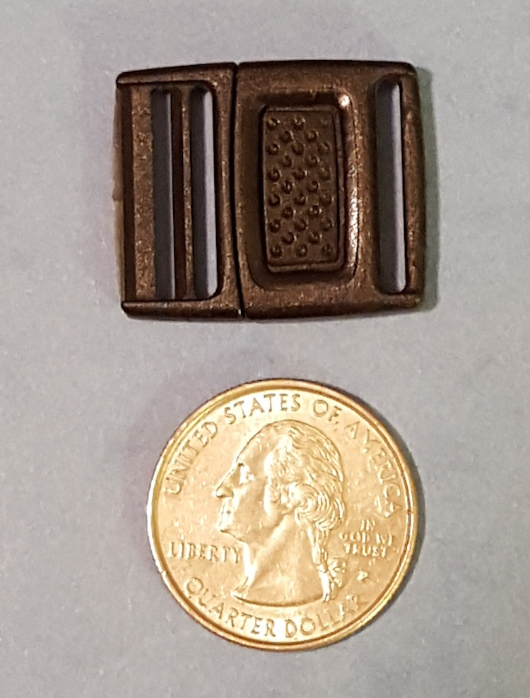 Watch Band/Time Chip Buckle