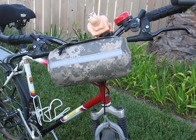 Bike Cruiser Bag Camo