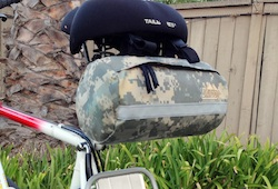 Bike Cruiser Bag - Camo