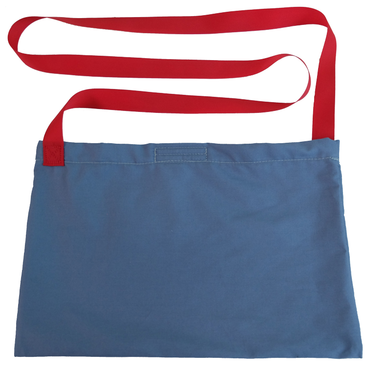 Race Feed Bag Red Strap